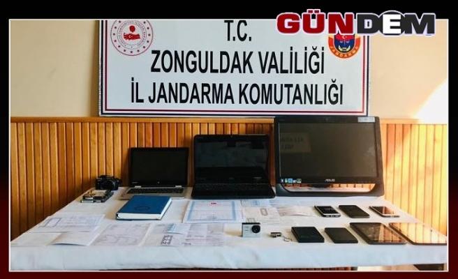 Zonguldak'ta Rüşvet Operasyonu!