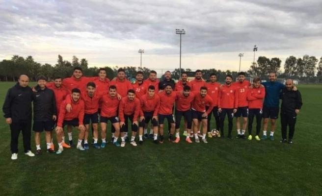 Zonguldak Kömürspor, Ergene Velimeşespor ile berabere kaldı