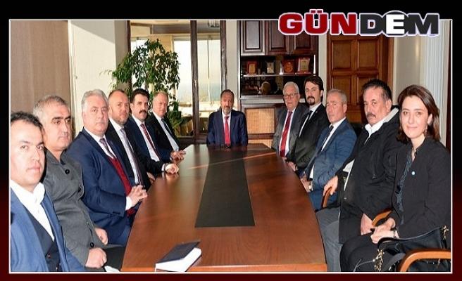 BU, EREĞLİ'NİN AYAK SESLERİ!