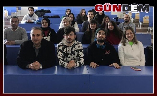 """""""GELECEK 100 YILIN HABERCİLERİ"""""""