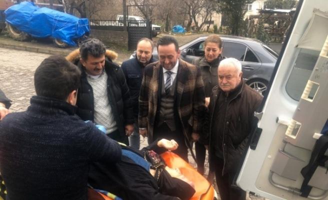 Hasta nakil ambulansı Türkiye'nin her yerinde