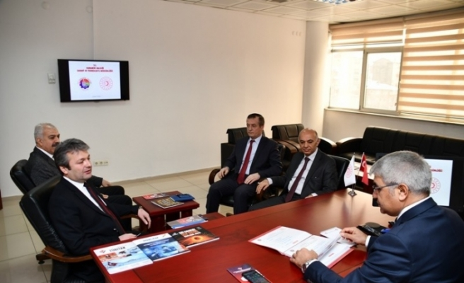 Karabük'ten 382 milyon dolarlık ihracat