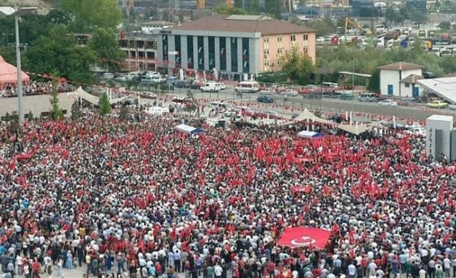 Karabük'ün nüfusu 248 bin 458 oldu