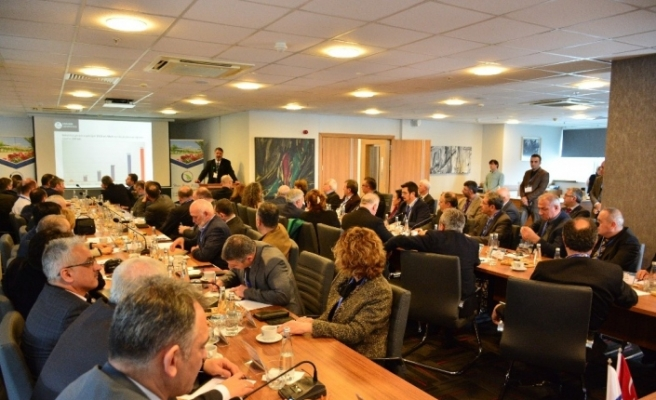 KBÜ senato toplantısı Düzce Üniversitesinde yapıldı