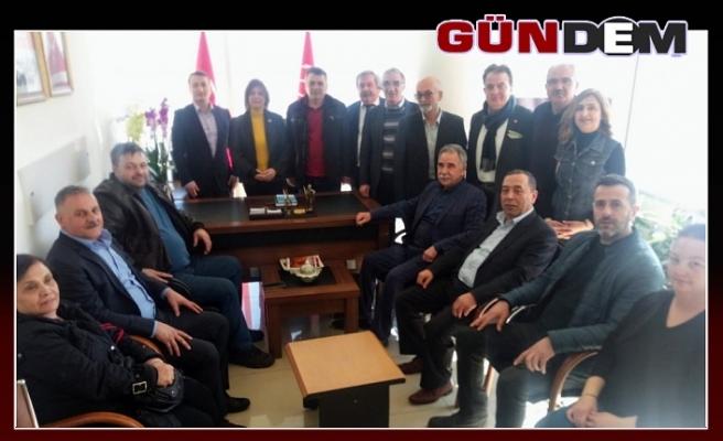 """Sarıal: """"CHP'yi iktidara taşıyacağız"""""""