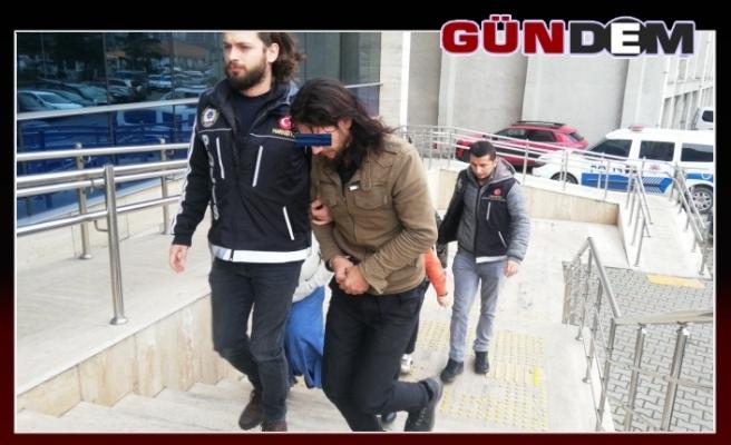 Zehir tacirlerine operasyon: 2 tutuklama