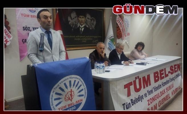 ZONGULDAK'TA ÜYE KAYBETTİK, EREĞLİ'DE KAZANDIK