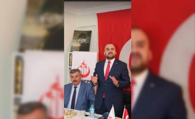 """Başkan Kıraç: """"Suikast dosyası Türk Milleti'nin vicdanında daima açık tutulmaktadır"""""""