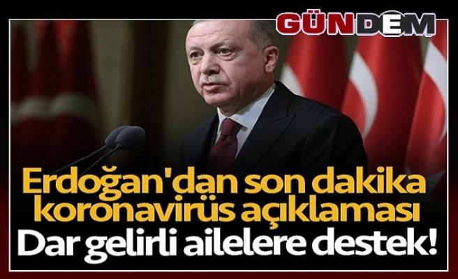 """Cumhurbaşkanı Erdoğan: """"Biz güçlü bir Milletiz, hep birlikte başaracağız"""""""