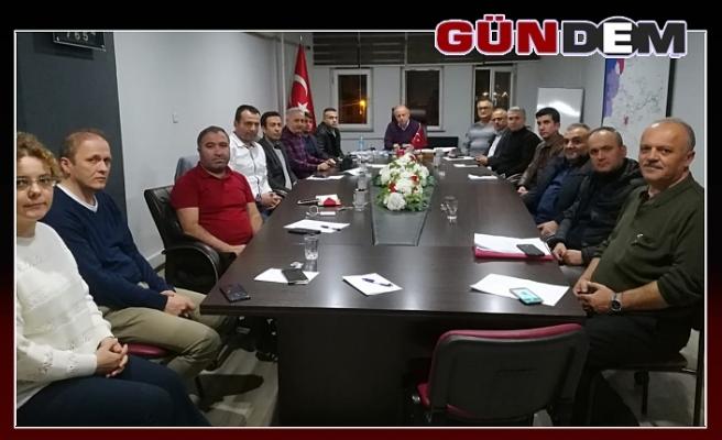 """Ereğli'de """"Sosyal Destek Grubu"""" kuruldu..."""