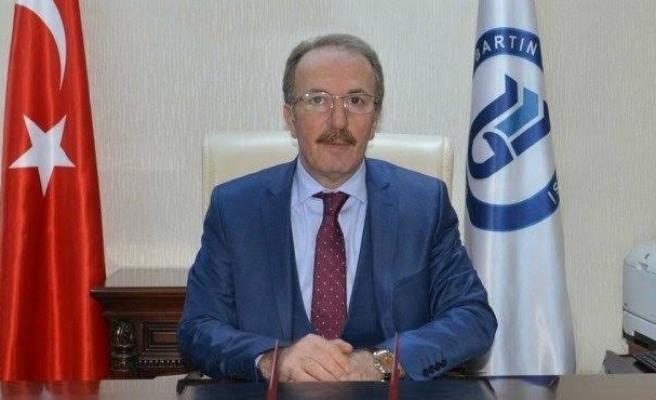 """Rektör Uzun'un """"8 Mart Dünya Kadınlar Günü"""" mesajı"""