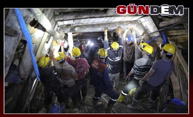 Yer altı maden işletmelerine destek verilecek...