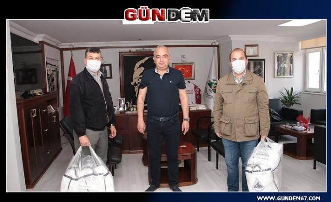 """BOZKURT """"BU SÜRECİ HEP BİRLİKTE ATLATACAĞIZ"""""""