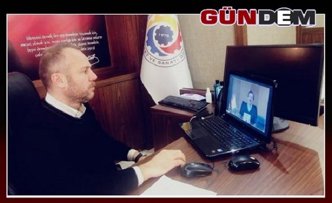 Keleş, Hisarcıklıoğlu'na ekonomik durumu anlattı...