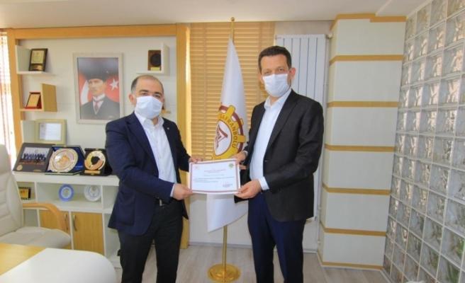 Safranbolu TSO'dan 600 aileye gıda yardımı