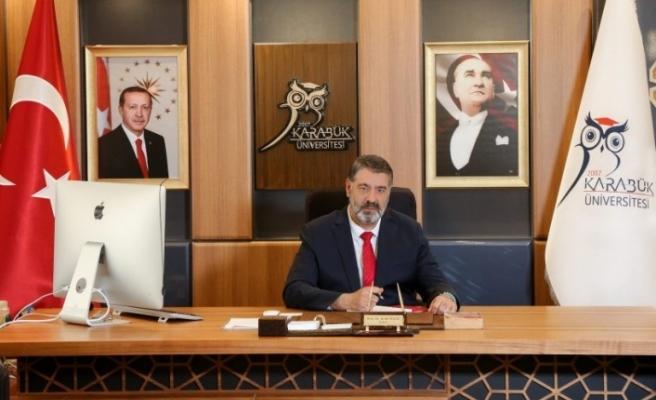 Karabük Üniversitesi'nin kuruluşunun 13.yılı