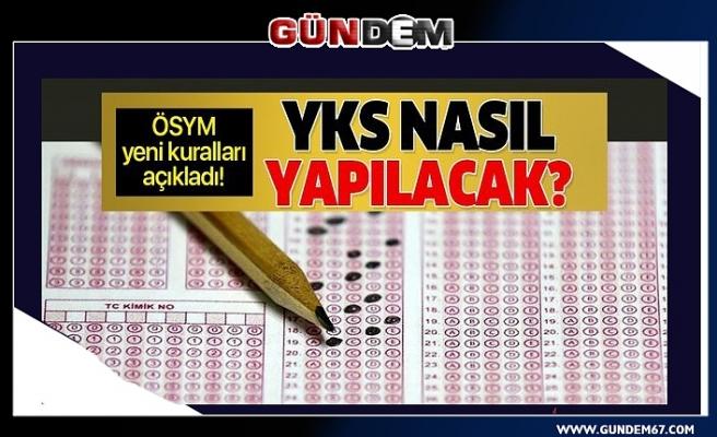 Son dakika: YKS ve askeri öğrenci sınavında adaylara maske ve dezenfektan dağıtılacak...