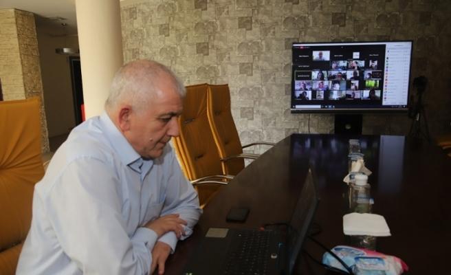 DTSO Başkanı Şahin, Coğrafi İşaretler seminerine katıldı