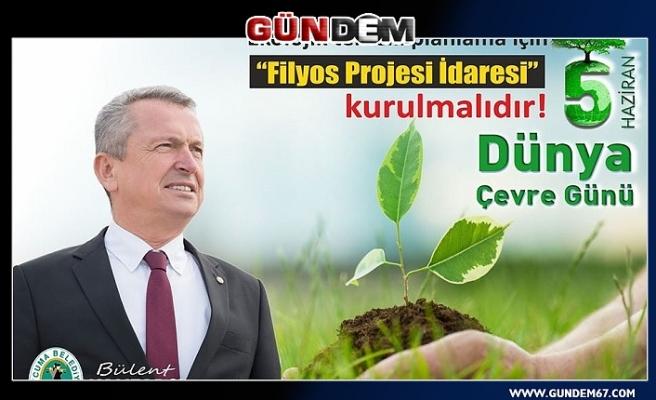 """KANTARCI: """"FİLYOS VADİSİ'NDE ENDİŞELERİMİZ ARTIYOR"""""""