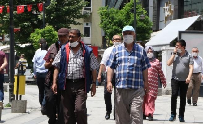 Karabük'te ikinci dalga endişesi: Vak'a sayısı 61'e yükseldi