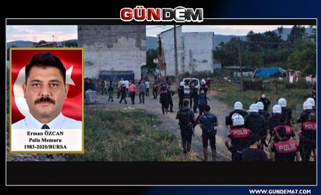 Zonguldak'ta görev yaptı, Bursa'da şehit düştü…