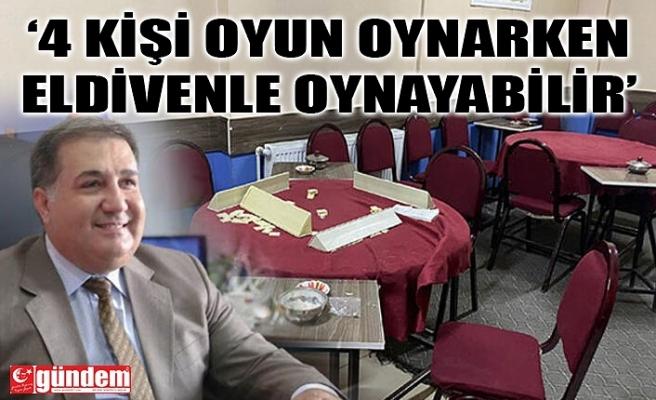"""""""KAHVECİ ESNAFININ BİRAN ÖNCE NORMALLEŞMESİ LAZIM"""""""