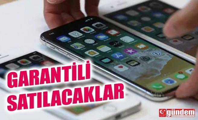 İKİNCİ EL TELEFON VE TABLETLER GARANTİLİ VE SERTİFİKALI SATILACAK
