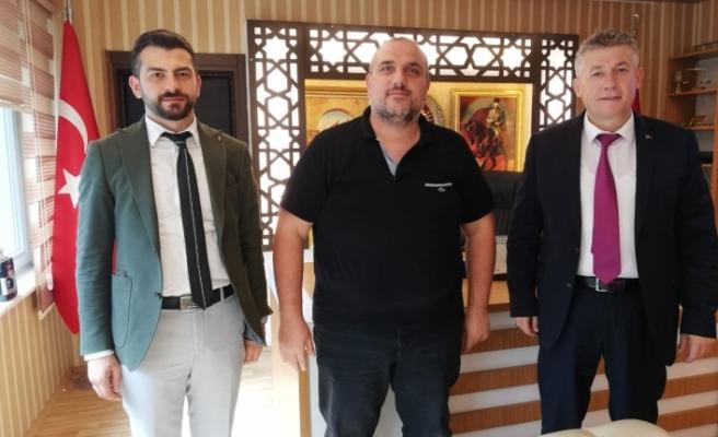 BİK Sakarya Müdürü Çorbacı'dan, Hamzaçebi'ye ziyaret