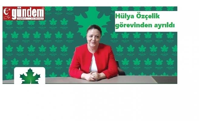 Gelecek Partisi Zonguldak ilçe başkanı görevinden ayrıldı