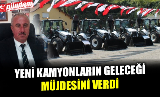 NECDET KARAVELİ'DEN MÜJDELİ HABER!