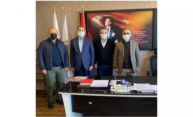 Adalet Bakan Yardımcısı Hasan Yılmaz Zonguldakda.