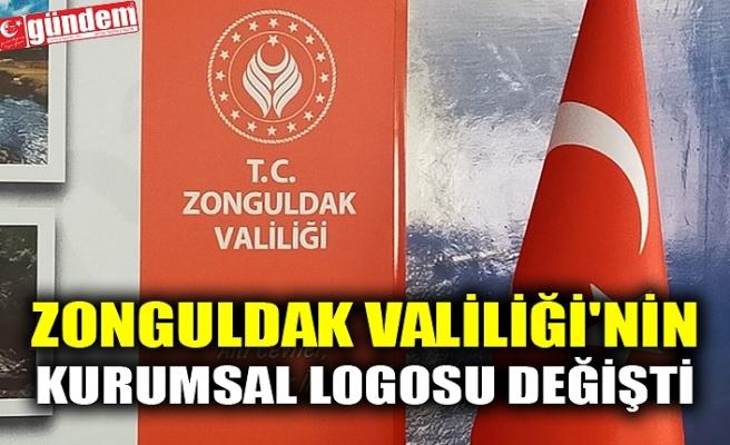 ZONGULDAK VALİLİĞİ'NİN KURUMSAL LOGOSU DEĞİŞTİ