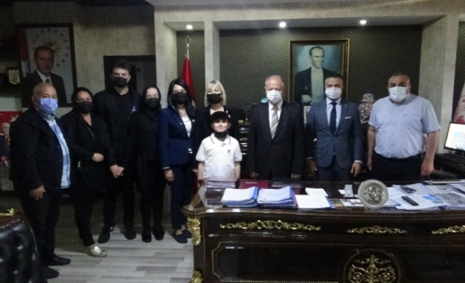 VEFAT EDEN POLİS MEMURU DÖNMEZ'İN OĞLUNA DEVLET DESTEĞİ
