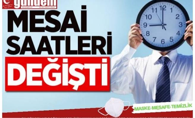 Zonguldak valiliği duyurdu!