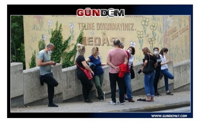 Zonguldak'ta LGS heyecanı...