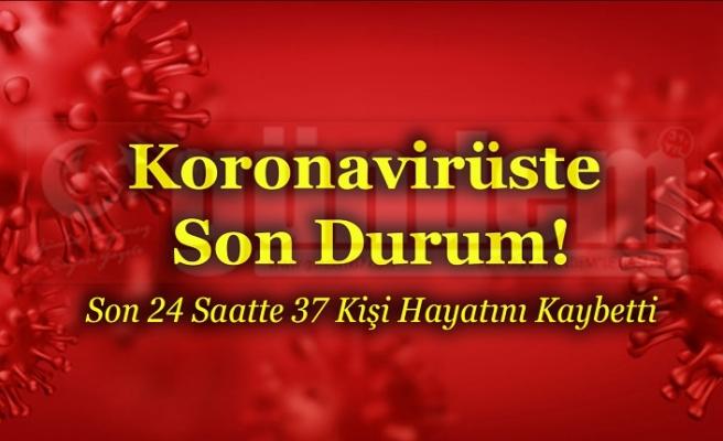 10 Temmuz 2021 Türkiye'nin Güncel Koronavirüs Verileri Açıklandı.