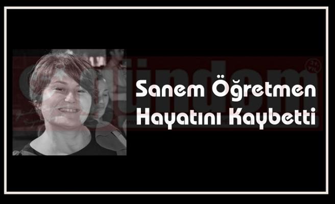 7. Kattan Düşen Öğretmen, Kaldırıldığı Hastanede Hayatını Kaybetti.