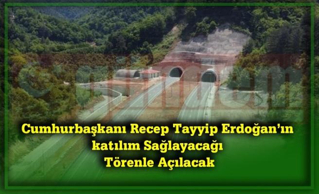 Açılışı Cumhurbaşkanı Recep Tayyip Erdoğan'ın katılım Sağlayacağı Törenle Gerçekleşecek.