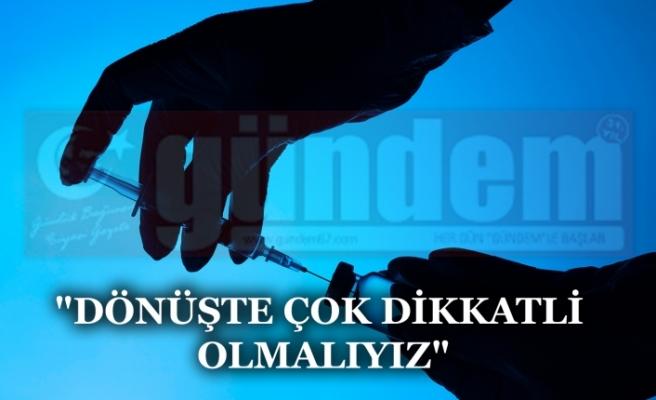 Bilim Kurulu üyesi Prof. Dr. Seçil Özkan Uyardı!