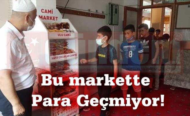 Camide Market Projesi