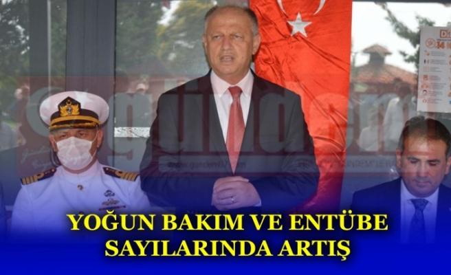 Çorumluoğlu, Bayramlaşma Töreninde Açıklamalarda Bulundu