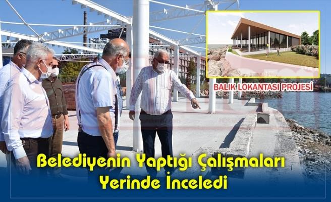 Posbıyık, ERDEMİR Yönetimine Teşekkür Etti.