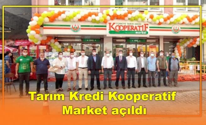 Tarım Kredi Kooperatif Market Hizmet Ağını Genişletmeye Devam Ediyor