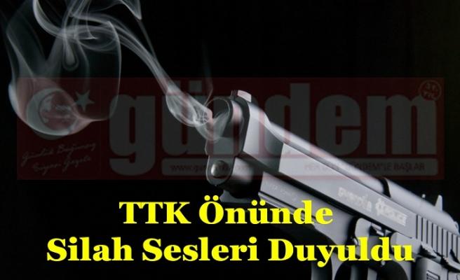 TTK Üzülmez Müessese çevresinde art arda yükselen silah sesleri ihbarı