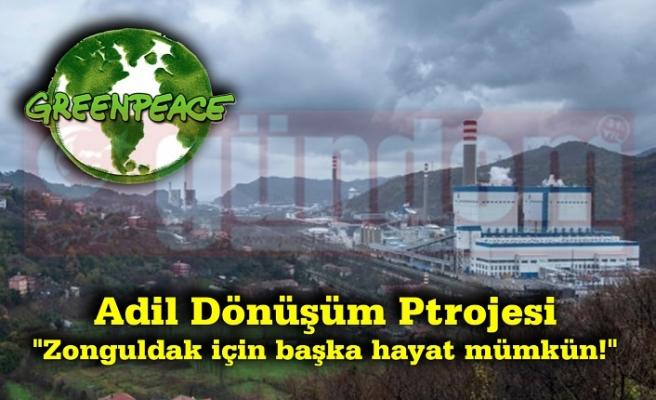 """""""Zonguldak için başka hayat mümkün!"""""""