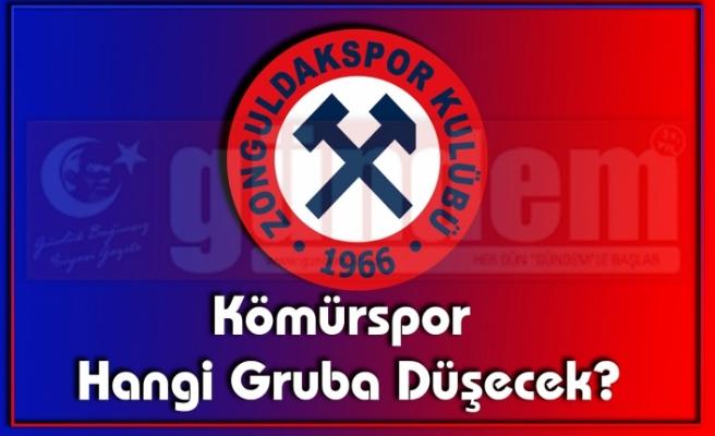 Zonguldak Kömürspor'un Yarın Grubu Belli Olacak.