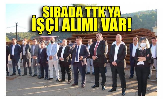 SIRADA TTK'YA İŞÇİ ALIMI VAR!