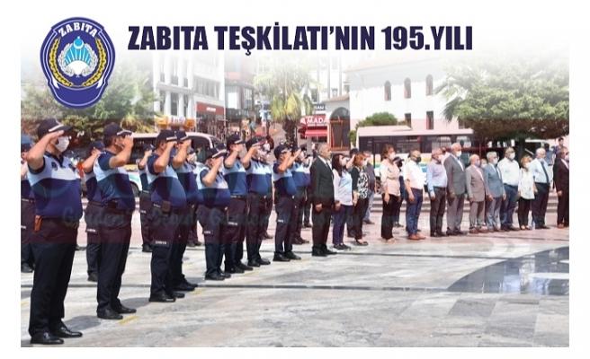 ZABITA TEŞKİLATI'NIN 195.YILI ETKİNLİKLERİ
