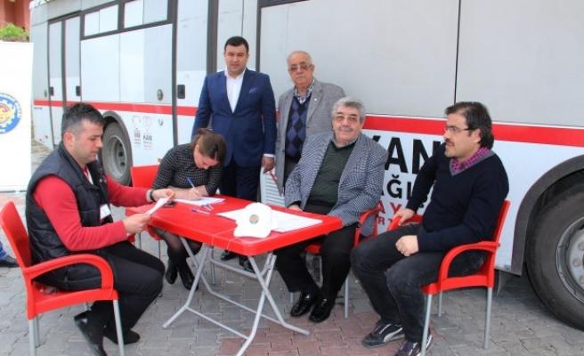 Ereğli TSO Kan ihtiyacına katkıda bulunmak için kampanya düzenlendi