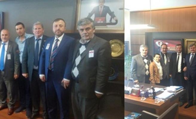 Kent Konseyinden Ankara çıkarması